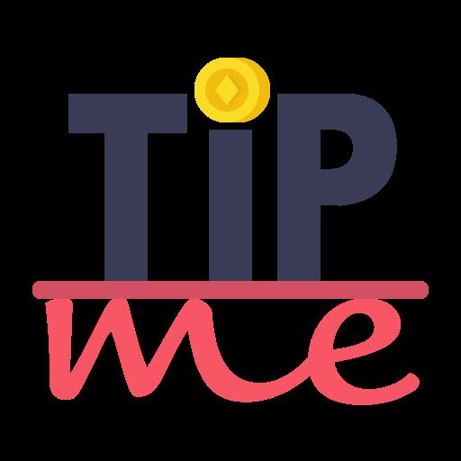 Layer, Money, Photo, Phrase, Tip Me, Tips, Word Icon