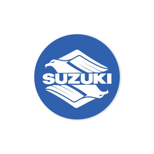 Suzuki Eagle Decal Sticker Moto Gp Superbike Dirt Motocross