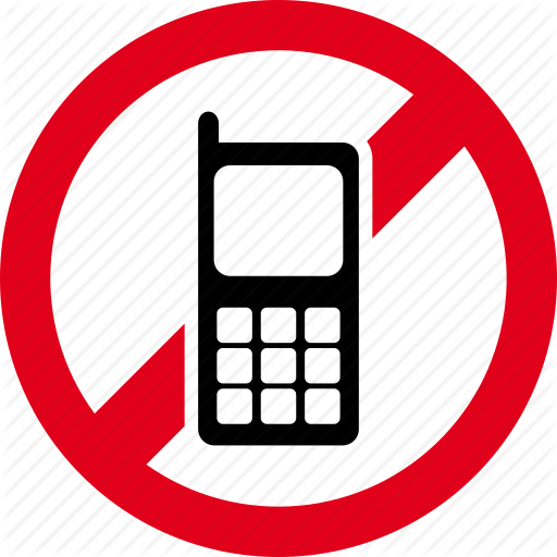 Call, Communication, Forbidden, Mobile, Phone, Smartphone Icon