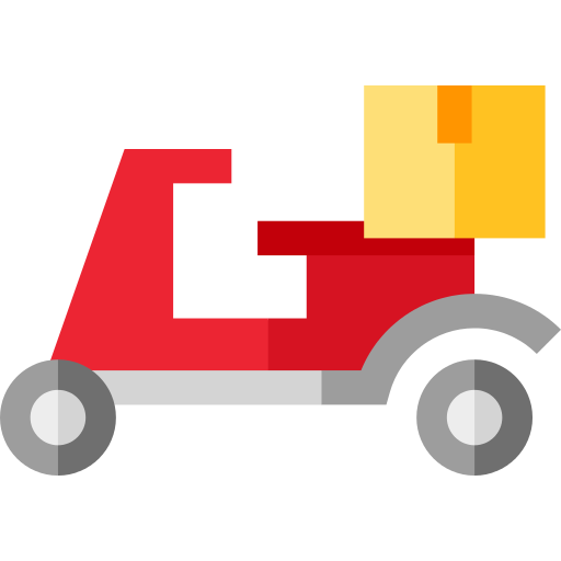 Deliver Motor Png Icon