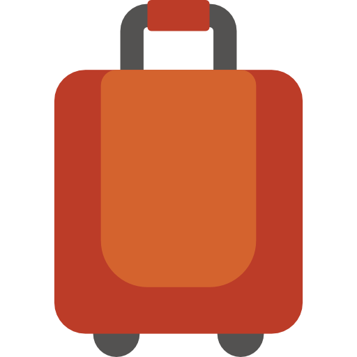 Flat Travel And Adventure Icon