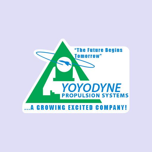 Yoyodyne Propulsion Buckaroo Banzai Decal Vinyl Sticker Ebay