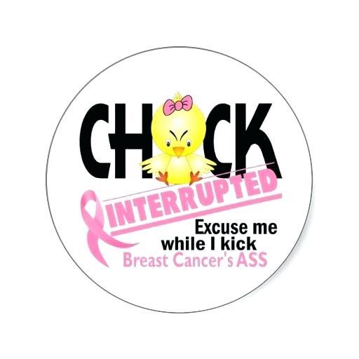 Breast Cancer Stickers Bbuzz