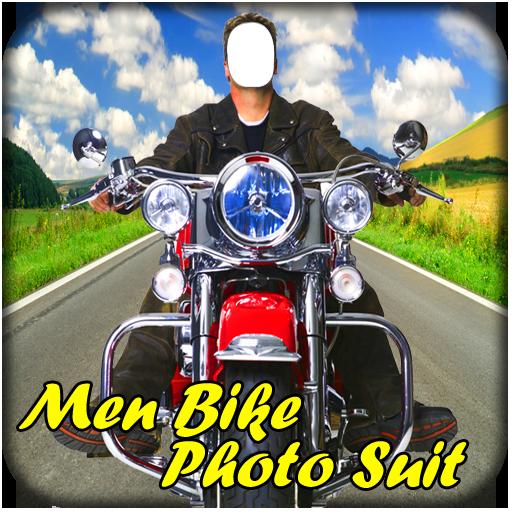Man Bike Rider Photo Editor Men Bike Photo Maker New Man Bike
