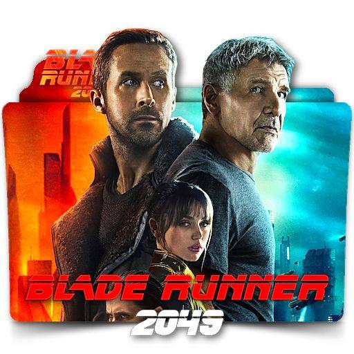 Blade Runner Movie Folder Icon