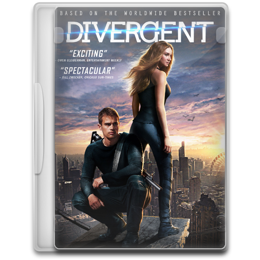 Covers, Cover, Divergent, Movie, Movies Icon Free Of Movie Mega