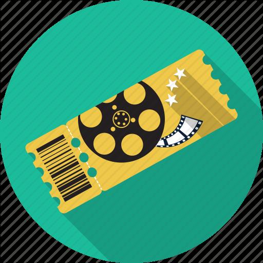Movie Tickets Icon