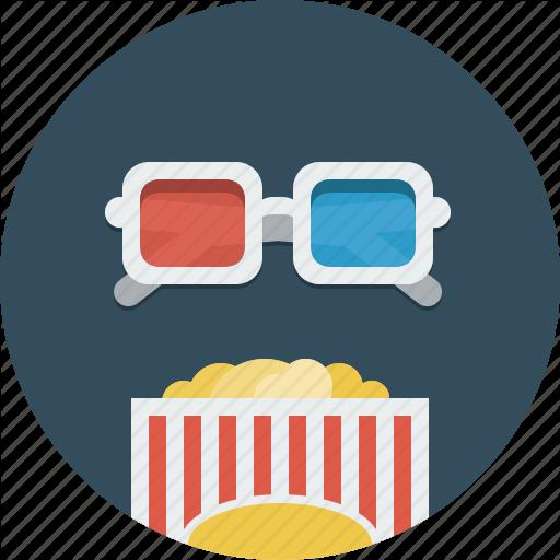 Vector Set Icon Of Cinema Stock Illustration Illustration Of Show