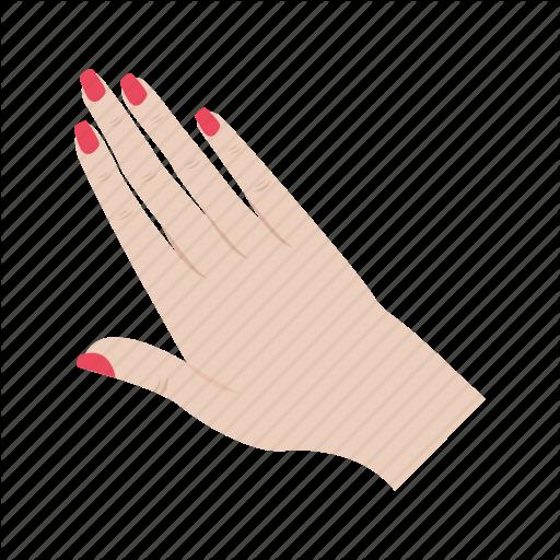 Beautiful, Beauty, Hands, Manicure, Nail, Nails, Woman Icon