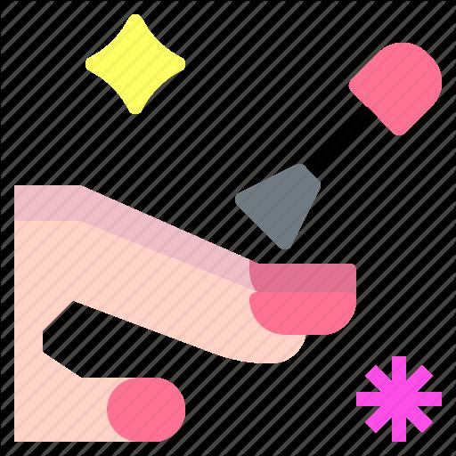 Beauty, Hands, Manicure, Nail, Nails, Polish, Spa Icon