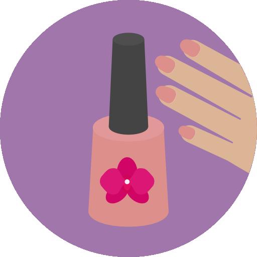 Nails Icon