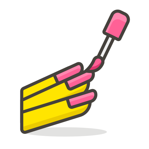 Nail, Polish Icon Free Of Free Vector Emoji