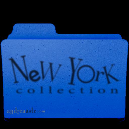 New York Collectio Icon New York Folder Iconset Andrea Aste