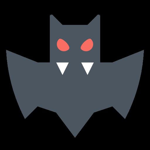 Bat, Blood, Halloween, Vampire Icon Free Of Materia Flat Halloween