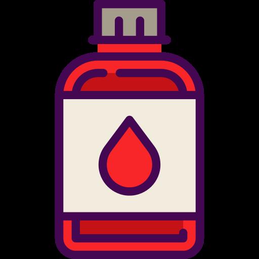 Fake Blood Halloween Png Icon