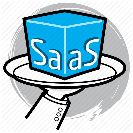 Cloud, Saas, Service, Software, Software As A Service, Solution Icon