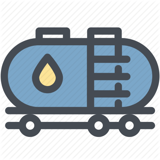 Fuel, Gas, Oil, Oil Truck, Power, Tanker, Transport Icon