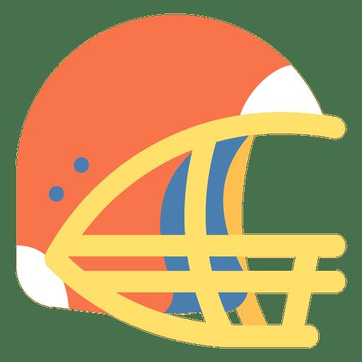 American Football Helmet Icon American Football
