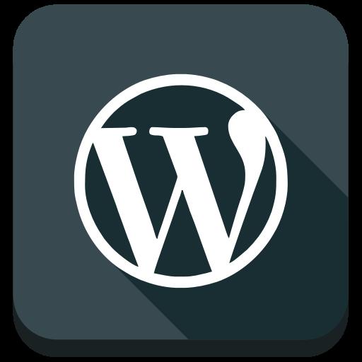 Blog, Blogging, Website, Wordpress, Icon