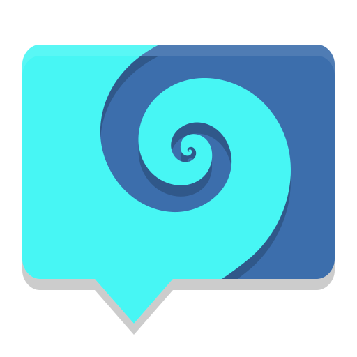 Org, Gnome, Fractal Icon Free Of Papirus Apps