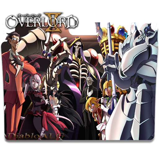 Overlord Folder Icon