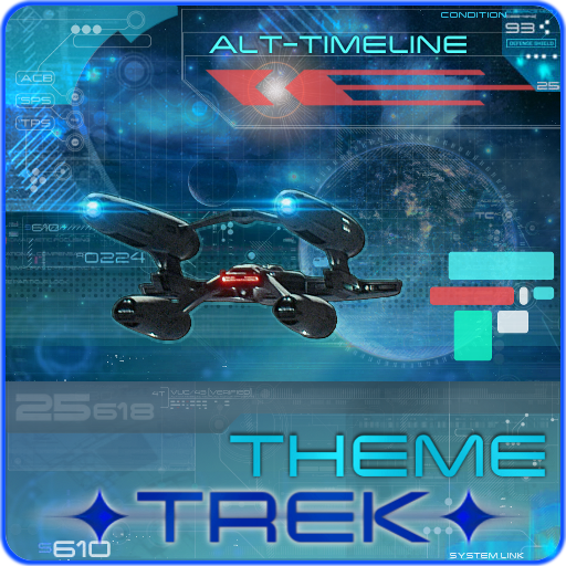 Trek Total Launcher Theme Appstore For Android