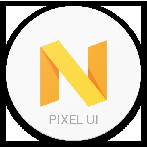 Download Pixel Icon Pack Nougat Free Ui Apk Android