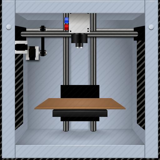 Printer, Construction, Copier, Maker, Makerbot, Printing