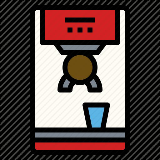 Barista, Coffee, Espresso, Machine, Maker Icon