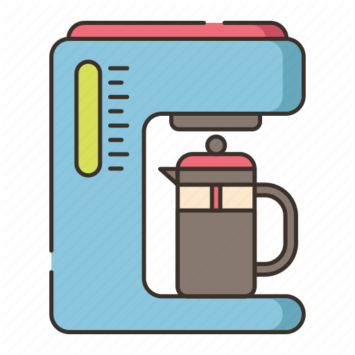Coffee, Coffee Machine, Coffee Maker, Maker Icon