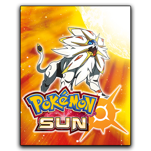 Icon Pokemon Sun