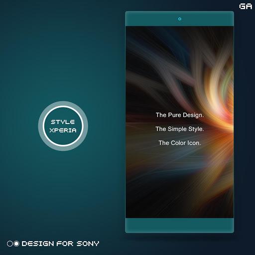 Edition Xperia Theme Design For Sony Apk