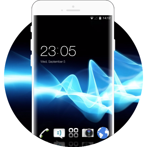 Sony Xperia S Free Android Theme U Launcher