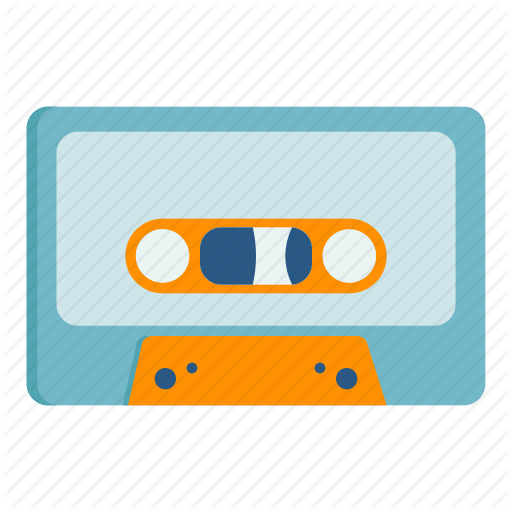 Audio, Cassette, Music, Play, Song, Sound Icon