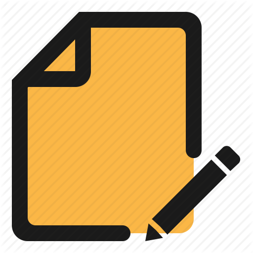 Basic, Document, Edit, Note, Page, Paper, Ui Icon