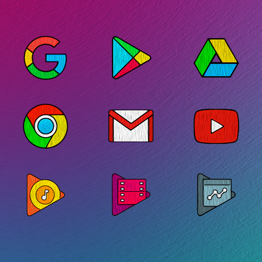 Painting Icon Pack Hd Latest Version Apk
