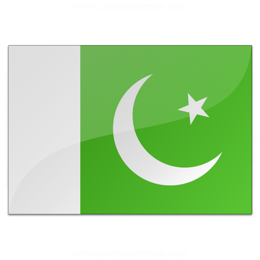 Iconexperience V Collection Flag Pakistan Icon