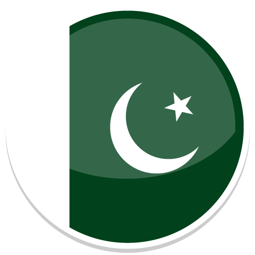 Pakistan, Flag, Flags Icon Free Of Round World Flags Icons