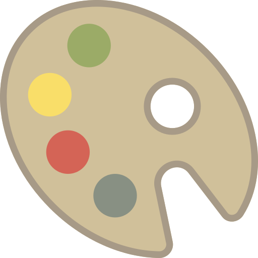 Palette Png Icon