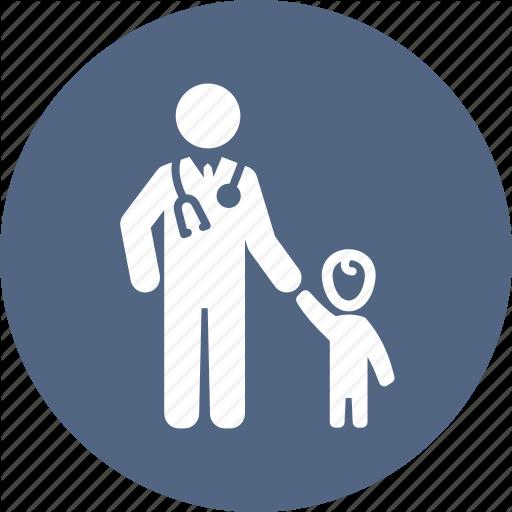 Child Care, Doctor, Pediatrics Icon