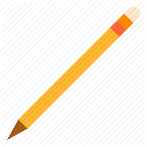 Create, Pencil, Stationery Icon