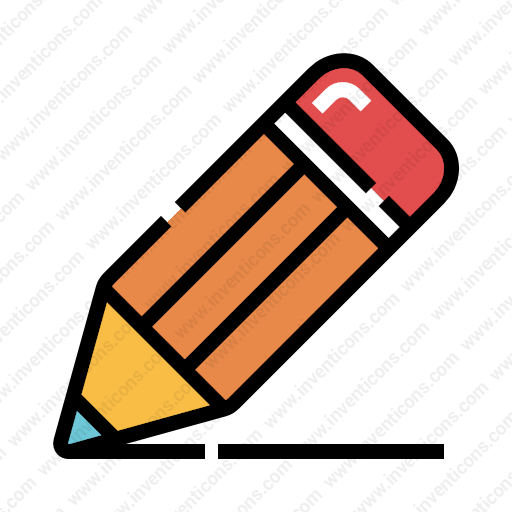 Download Pencil Icon Inventicons