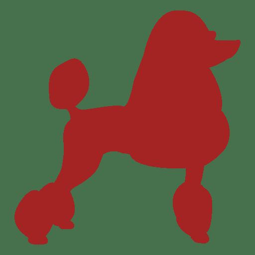 Poodle Dog Icon
