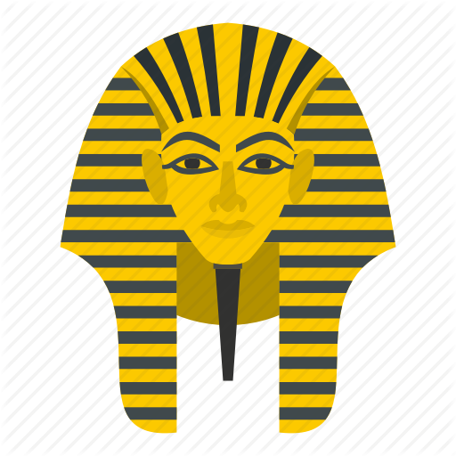 Ancient, Culture, Egypt, Egyptian, Mask, Pharaoh, Tutankhamun Icon
