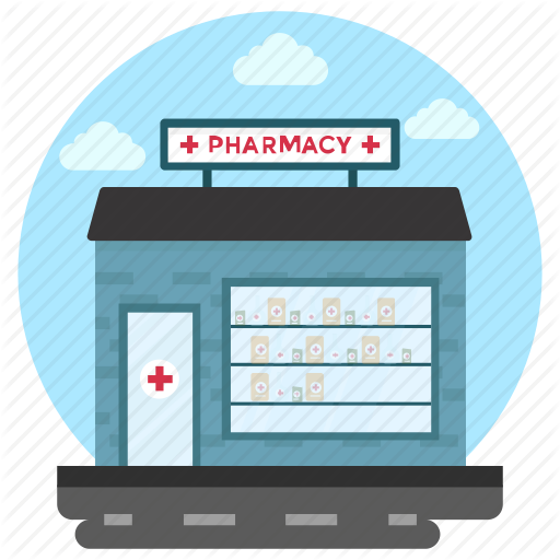 Commercial Building, Commercial Market, Medical Store