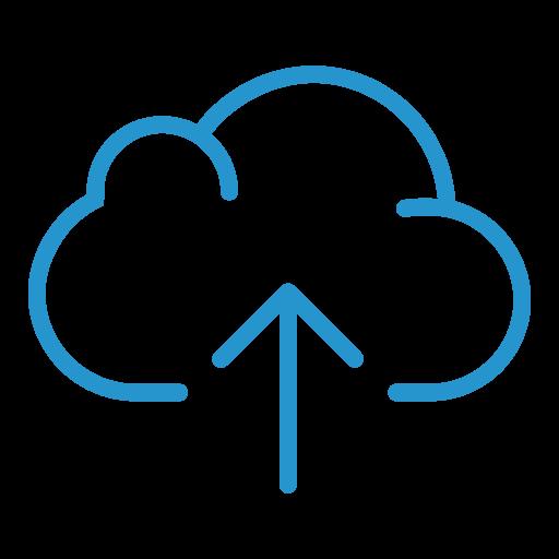 Icon Cloud Upload