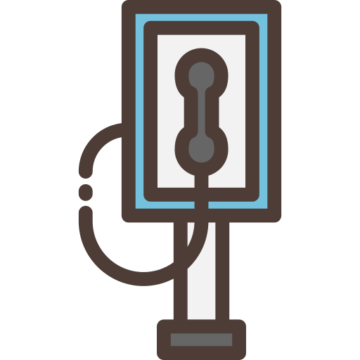 Phone Box Phone Booth Png Icon
