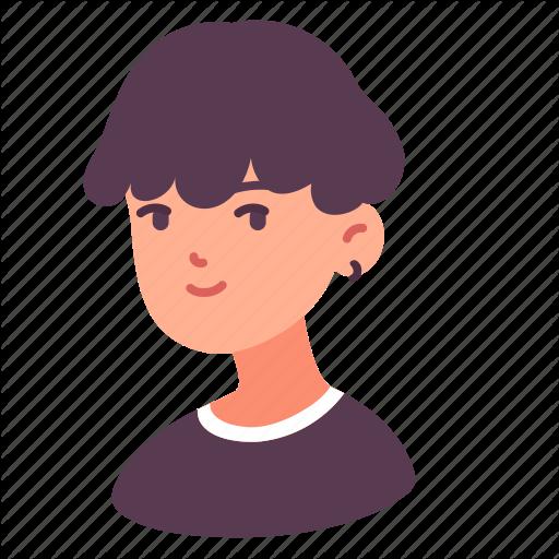 Avatar, Boy, Ear Piercing, Male, Man, People, Teenager Icon