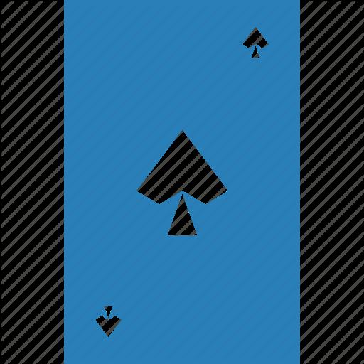 Card, Gamble, Game, Pike, Playing Cards, Poker, Spade Icon