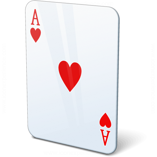 Iconexperience V Collection Playing Card Icon